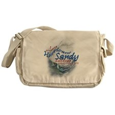 Hurricane Sandy Survivor: Messenger Bag