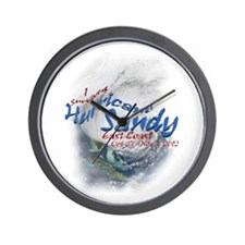 Hurricane Sandy Survivor: Wall Clock