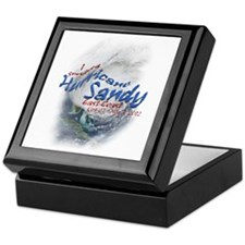 Hurricane Sandy Survivor: Keepsake Box