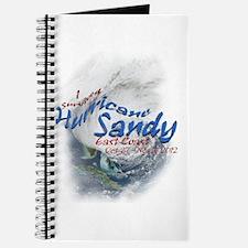 Hurricane Sandy Survivor: Journal