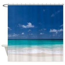 Funny Water Shower Curtain