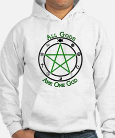 All Gods Are One God Hoodie