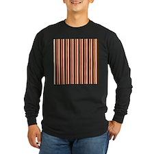 Autumn Vertical Stripes T