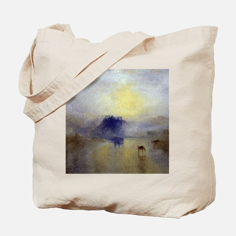 Norham Castle by Turner Tote Bag