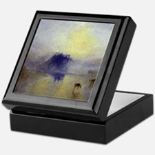 Norham Castle by Turner Keepsake Box