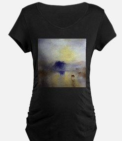 Norham Castle by Turner T-Shirt