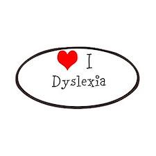 3 I Dyslexia Patches