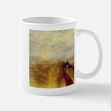 Rain, Steam and Speed by Turner Mug