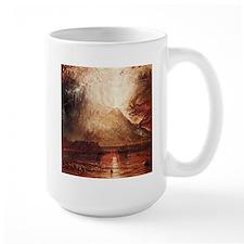 Mount Vesuvius in Eruption by Turner Mug