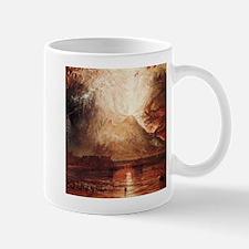 Mount Vesuvius in Eruption by Turner Small Small Mug