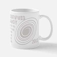 I Survived Sandy 2012 Mug
