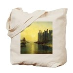 Caernarvon Castle by Turner Tote Bag