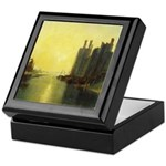 Caernarvon Castle by Turner Keepsake Box