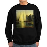 Caernarvon Castle by Turner Sweatshirt (dark)