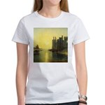 Caernarvon Castle by Turner Women's T-Shirt