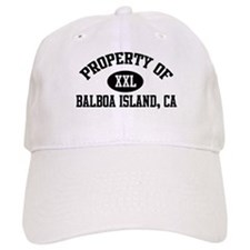 Property of BALBOA ISLAND Cap