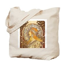 Zodiak by Mucha Tote Bag