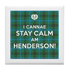 Henderson Tile Coaster