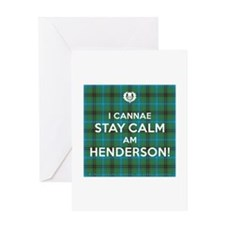 Henderson Greeting Card