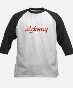 Mchenry, Vintage Red Tee