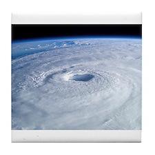 Hurricane Sandy Tile Coaster