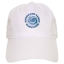 Hurricane Sandy Survivor 2012 Baseball Cap