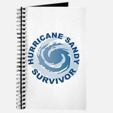 Hurricane Sandy Survivor 2012 Journal