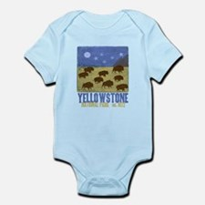 Cute National park Infant Bodysuit