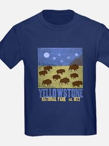 Cute Yellowstone T