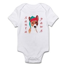 Basenji Paws Infant Bodysuit