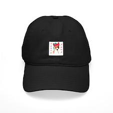 Basenji Paws Baseball Hat