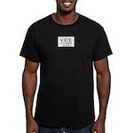logo_WUD_Tagline_2011(1).jpg Men's Fitted T-Shirt