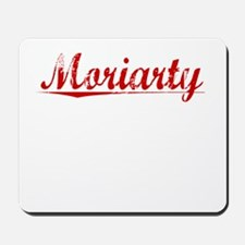 Moriarty, Vintage Red Mousepad