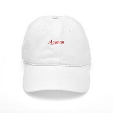 Morman, Vintage Red Baseball Cap