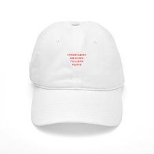 undertaker joke Baseball Cap