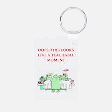 doctor joke Keychains