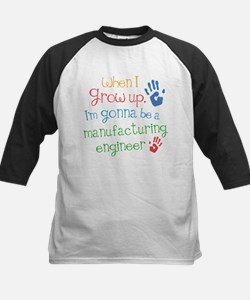 Future Manufacturing Engineer Tee