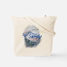 Frankenstorm Sandy: Tote Bag
