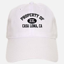 Property of CASA LOMA Baseball Baseball Cap