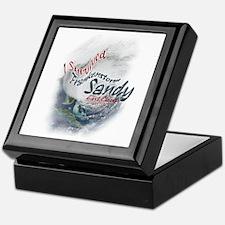 Frankenstorm Sandy: Keepsake Box