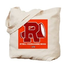Cheerleading Tote Bag