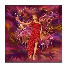 Fairy Flame Tile Coaster