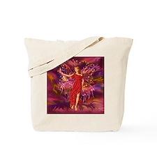 Fairy Flame Tote Bag