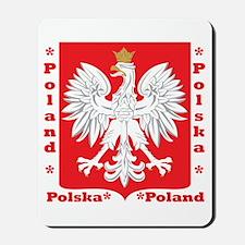 WB Polish Crest Mousepad