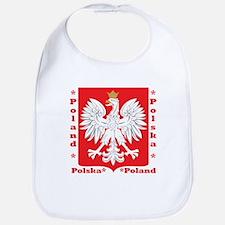 WB Polish Crest Bib