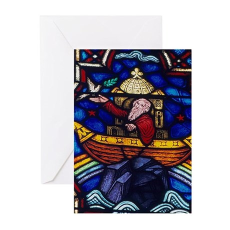 Noah Greeting Cards (Package o