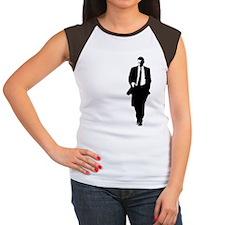 bigobama.png Women's Cap Sleeve T-Shirt