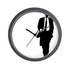 bigobama.png Wall Clock