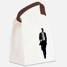 bigobama.png Canvas Lunch Bag