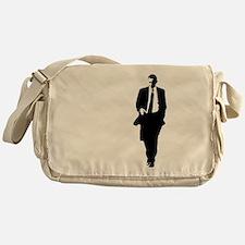 bigobama.png Messenger Bag